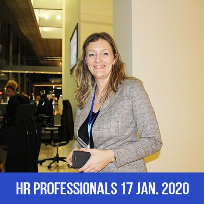 HR Professionals - 17 January 2020