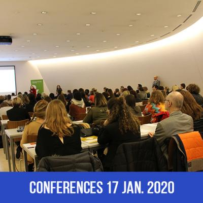 Conferences - January 17, 2020