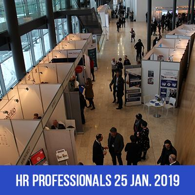 HR Professionals - January 25, 2019